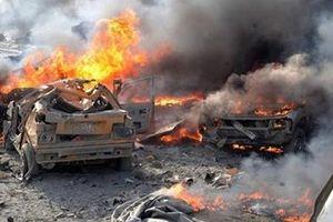 Thiết giáp trúng bom ở Syria, binh sĩ Nga thiệt mạng