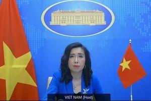 Việt Nam trân trọng mọi đóng góp với Quỹ vaccine phòng COVID-19