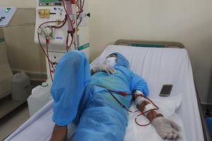 Bệnh viện tại TP.HCM lập khu chạy thận cho người đang cách ly, phong tỏa