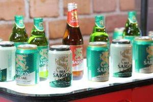 1,5 thế kỷ xây dựng thương hiệu bia Việt