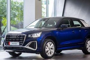 Audi Q2 ra mắt thị trường Việt Nam, giá khởi điểm 1,68 tỷ đồng