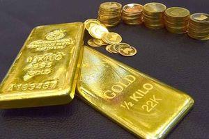 Giá vàng hôm nay 10/6: Vàng quay đầu tăng nhẹ