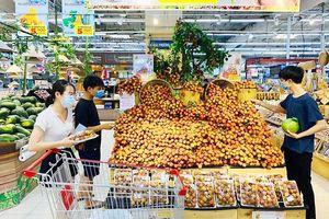 Các siêu thị hỗ trợ tiêu thụ nông sản của tỉnh Bắc Giang