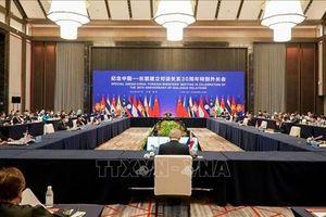 Tuyên bố Đồng chủ tịch Hội nghị đặc biệt Bộ trưởng Ngoại giao ASEAN - Trung Quốc kỷ niệm 30 năm quan hệ đối tác