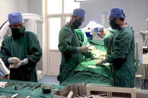 BV Chấn thương chỉnh hình Nghệ An điều trị thành công thoát vị đĩa đệm cột sống thắt lưng