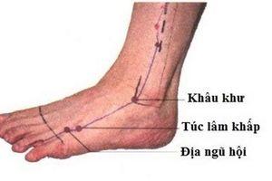 Xoa bóp bàn chân chữa nhiều bệnh hiệu quả