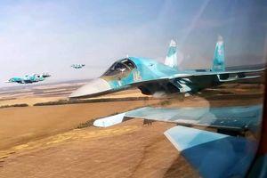Máy bay Nga tấn công dữ dội trả đũa vụ đánh bom khiến 1 quân cảnh thiệt mạng
