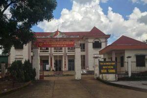 Không kịp thời ngăn chặn vi phạm của cấp dưới, Chánh án huyện bị kỷ luật đảng