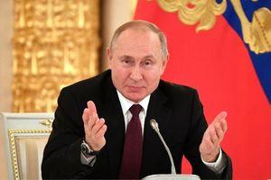 Tổng thống Putin khen ngợi những người không muốn Ukraine gia nhập NATO