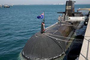 Australia chi 10 tỉ AUD đại tu tàu ngầm lớp Collins