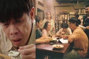 Cảnh quay đắt giá của Thái Hòa ở phim Cây táo nở hoa