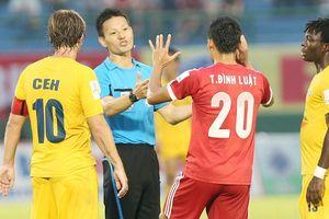 Trọng tài bắt chính trận Malaysia - Việt Nam từng cầm còi tại V-League