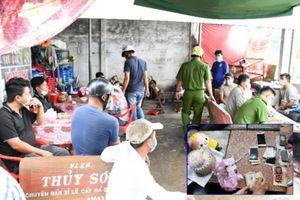 Trà Vinh: Bắt 17 người tụ tập lắc bầu cua bất chấp lệnh cấm