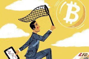 Người trẻ Trung Quốc mong đổi đời nhờ tiền mã hóa