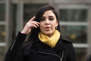 Vợ trùm ma túy El Chapo nhận tội, đối mặt hơn 10 năm tù