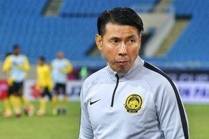 HLV Tan Cheng Hoe và 4 lần bất lực trước tuyển Việt Nam