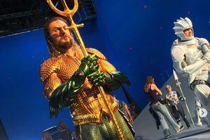 Bom tấn siêu anh hùng 'Aquaman 2' có tên chính thức