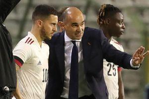 Áp lực cho Hazard, De Bruyne và đồng đội ở Euro 2020