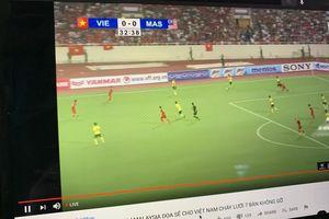 Hơn 10.000 người đang 'xem sớm' trận Việt Nam - Malaysia