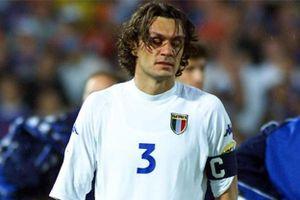 Phút bù giờ nghiệt ngã của Italy tại chung kết Euro 2000