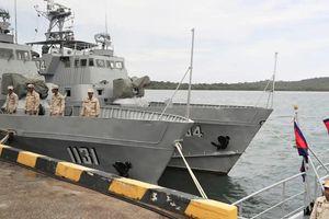 Đại tá Mỹ đột ngột kết thúc chuyến thăm căn cứ quân sự của Campuchia