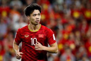 Công Phượng đá chính trận tuyển Việt Nam gặp Malaysia