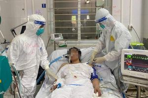 Bệnh nhân thở máy cuối cùng ở Bắc Giang tiến triển tốt