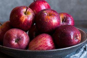 Việt Nam là một trong 5 nước nhập khẩu táo lớn nhất thế giới