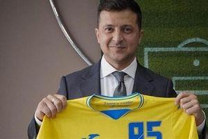 Nga lên án chính trị hóa thể thao vụ đồng phục Ukraine