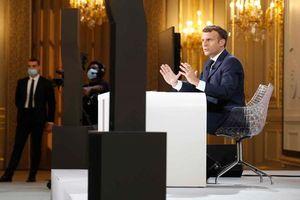 Tổng thống Pháp thông báo một số chính sách đối ngoại