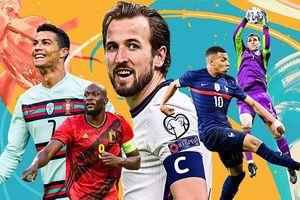 Euro 2020, giải đấu hứa hẹn những bất ngờ