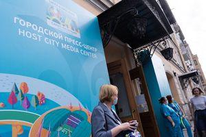 Nga khai trương trung tâm báo chí Euro 2020