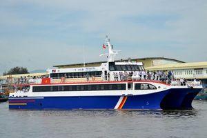 Bình Thuận thuê tàu cao tốc vận chuyển đề thi tốt nghiệp Trung học phổ thông ra đảo Phú Quý