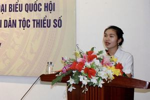 Đại biểu Quốc hội khóa XV trẻ tuổi nhất sinh năm 1997