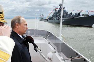 Dàn tàu chiến xương sống, tạo lên sức mạnh của Hải quân Nga