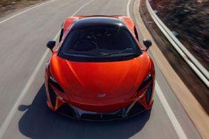 McLaren Artura khoảng 6,4 tỷ đồng, chào hàng đất nước của siêu xe