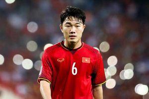 Tiền vệ Xuân Trường: 'Malaysia là một đối thủ khó chịu...'