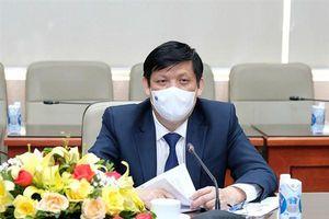 Nguồn vắc-xin về Việt Nam rất chậm