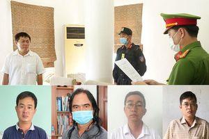 Bắt tạm giam Tổng Giám đốc Công ty cổ phần Việt An cùng 5 đồng phạm