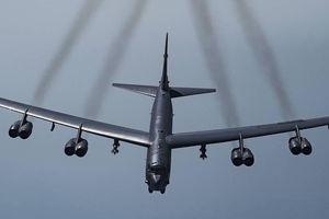 Máy bay ném bom B-52H của Mỹ kéo vào Biển Baltic, Nga nổi nóng: 'Dễu võ giương oai'