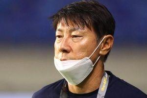 HLV tuyển Indonesia bị cấm chỉ đạo trận gặp UAE