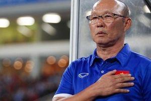 HLV Park Hang Seo lên tiếng trước 'đại chiến' với Malaysia