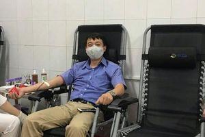 Kịp thời hiến máu cứu giúp thai phụ 'vượt cạn' thành công