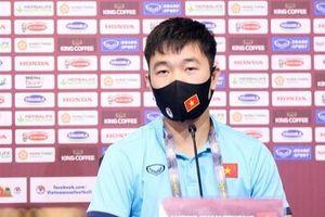 Xuân Trường: 'Ai thay thế Tuấn Anh, Quang Hải đều sẽ hoàn thành nhiệm vụ'