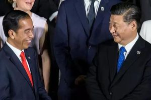 Indonesia lặng lẽ xích lại gần Trung Quốc