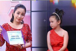 Cô bé 8 tuổi gây xúc động khi lên truyền hình để tìm chồng cho mẹ
