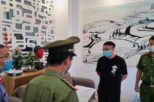 Bắt một người Trung Quốc trong đường dây đưa chuyên gia 'dởm' vào Việt Nam