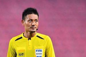 Trọng tài từng bắt V-League cầm còi trận Việt Nam gặp Malaysia
