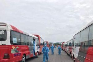 Bắc Giang lên kế hoạch di chuyển 35.000 công nhân về các tỉnh