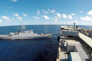 Tàu chiến Iran lần đầu tiên tiến vào Đại Tây Dương
